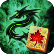 Mahjong Dragon Solitaire HD