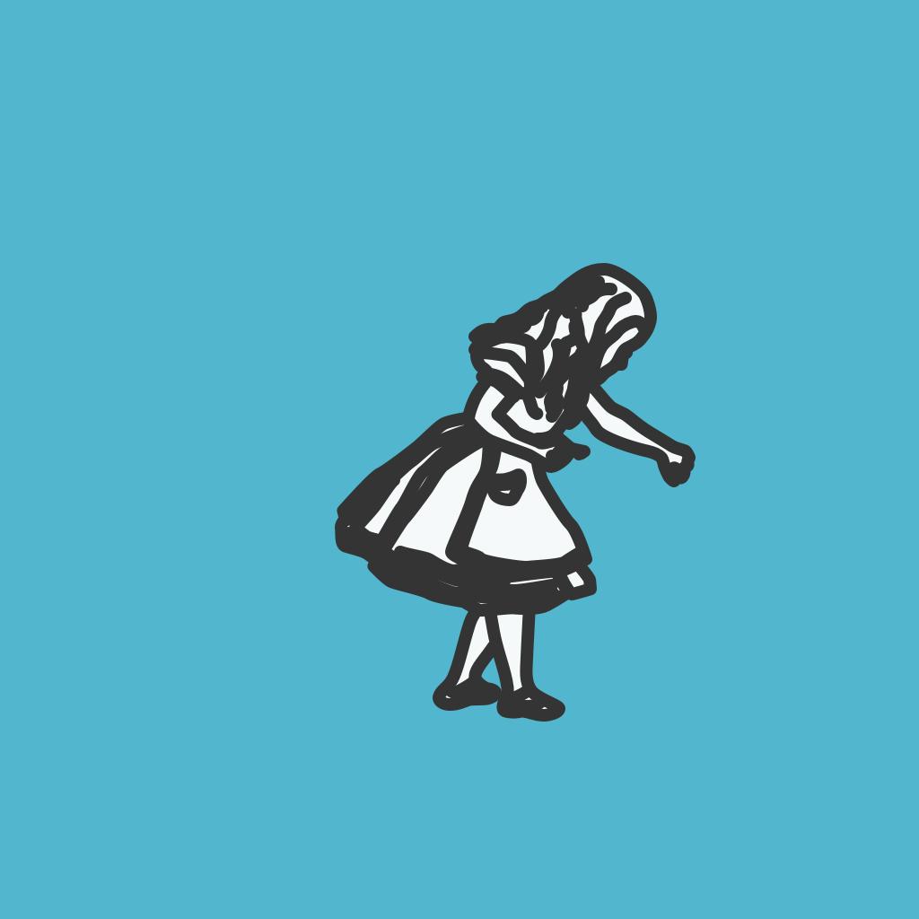 英単語アリスタン900 - 不思議の国のアリスとオズの魔法使いの英語を学習する単語帳アプリ